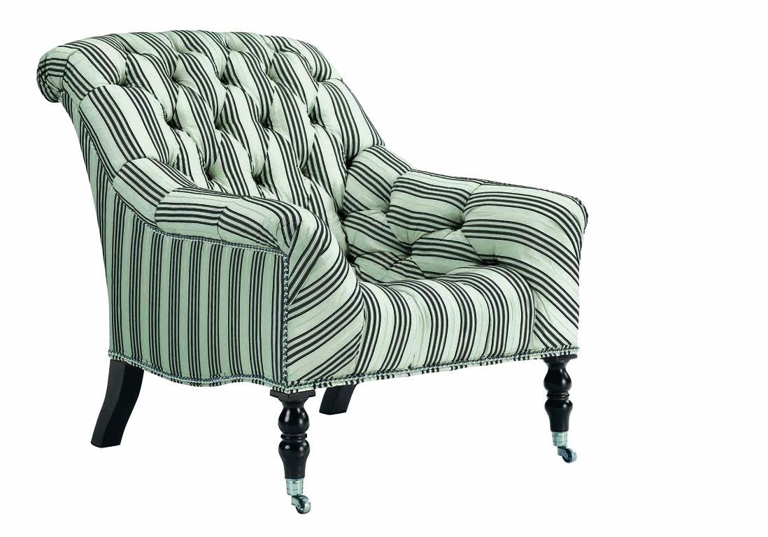 Shopping les canap s et fauteuils style british elle d coration for Salon style anglais tissu