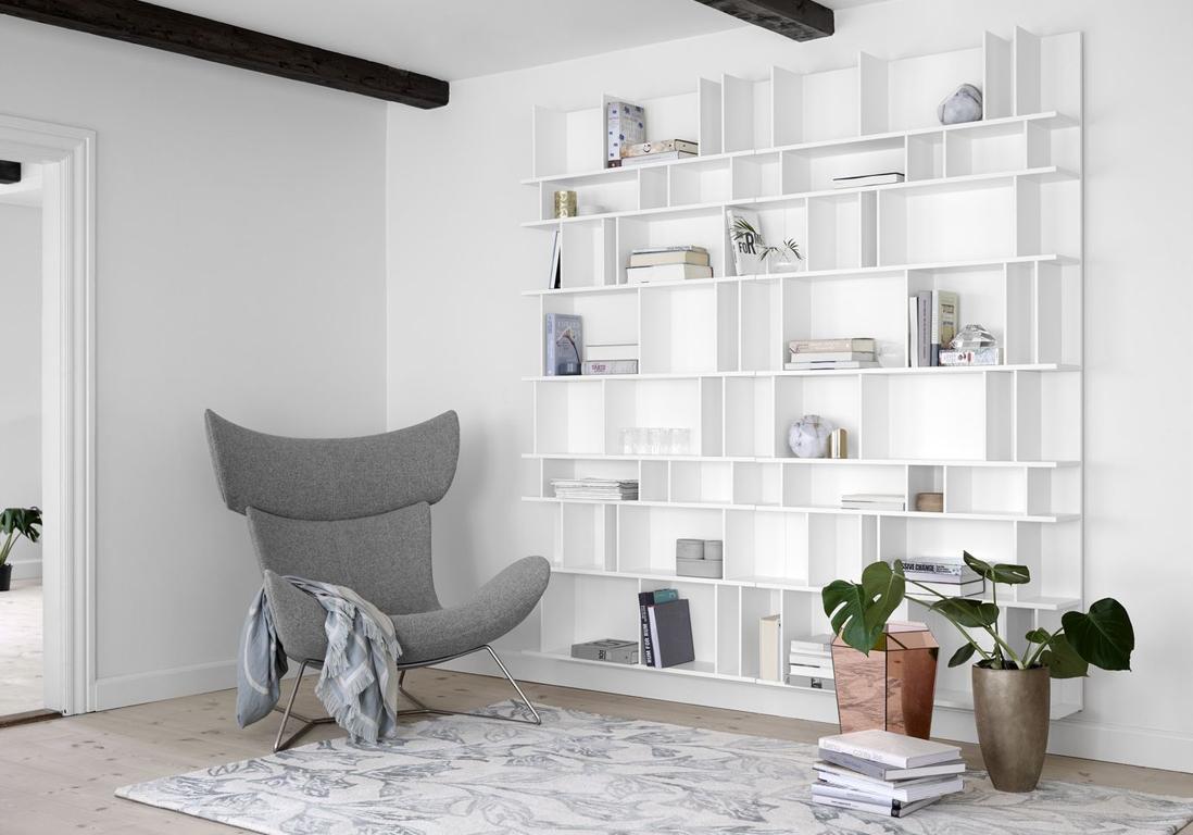 biblioth ques belles et pratiques notre s lection pour la rentr e elle d coration. Black Bedroom Furniture Sets. Home Design Ideas