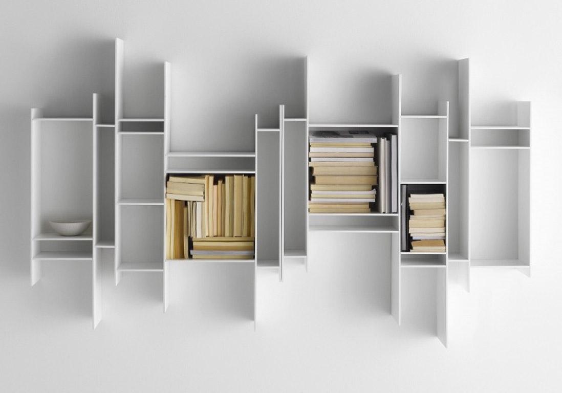Biblioth ques belles et pratiques notre s lection pour for Salon meubles et objets
