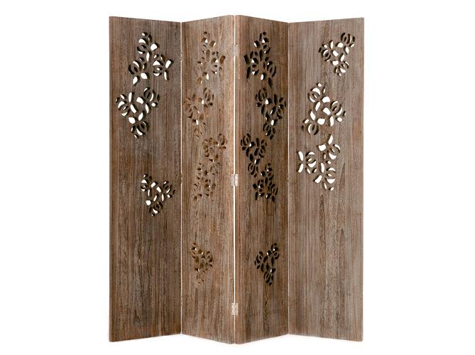 Des paravents pour tous les styles elle d coration - Paravent en bois pas cher ...