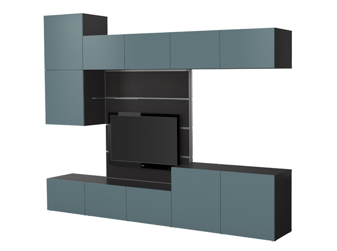 un beau meuble t l pour mon salon elle d coration. Black Bedroom Furniture Sets. Home Design Ideas