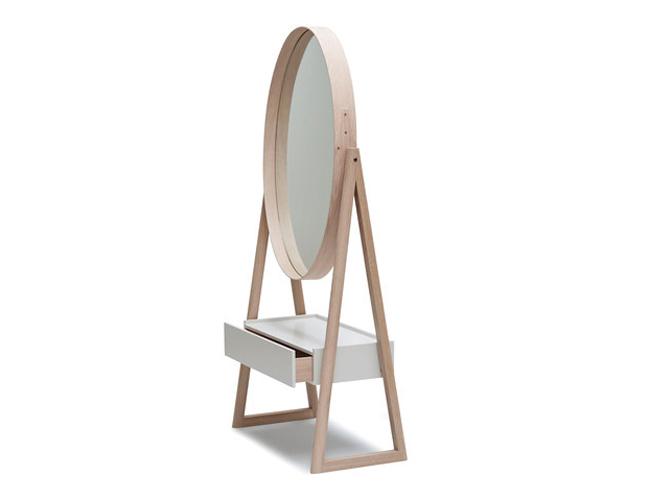 Shopping pratiques les miroirs multifonctions elle for Un lointain miroir