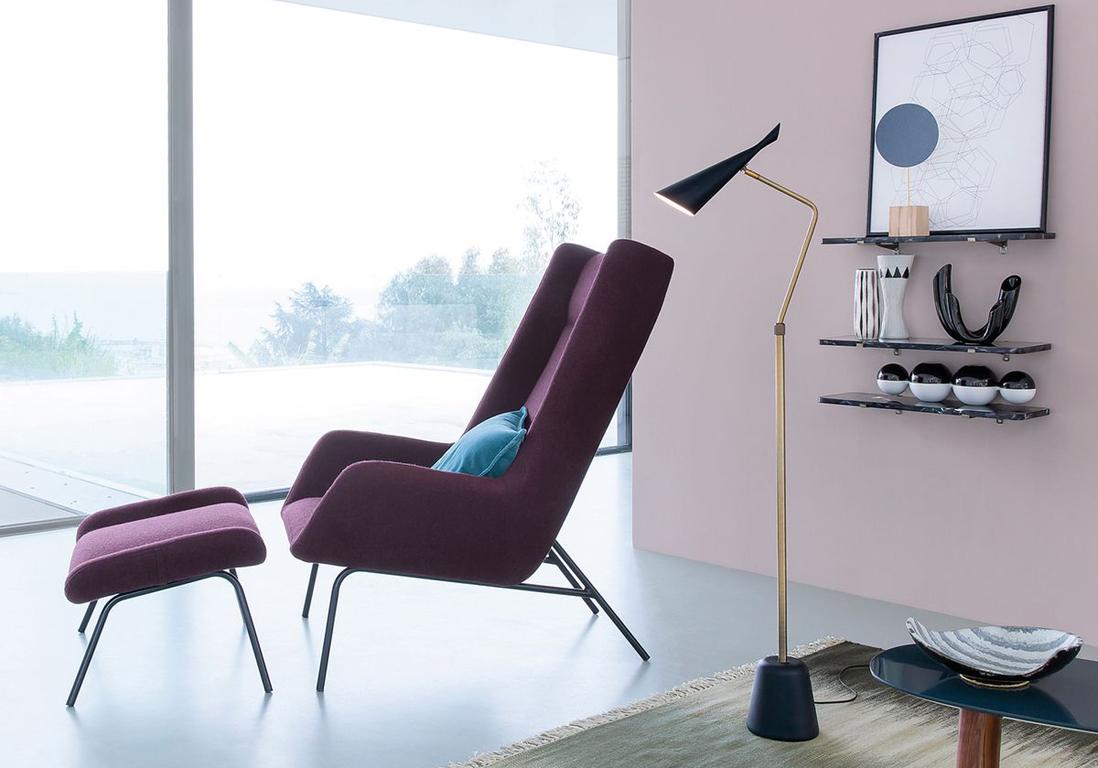 Le fauteuil avec dossier haut l excuse parfaite pour for Salon marocain avec dossier