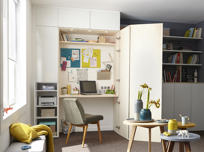 Awesome Idee Amenagement Bureau Ideas - Awesome Interior Home ...