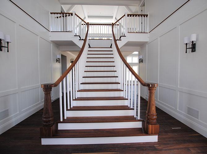 comment bien choisir son escalier elle d coration. Black Bedroom Furniture Sets. Home Design Ideas