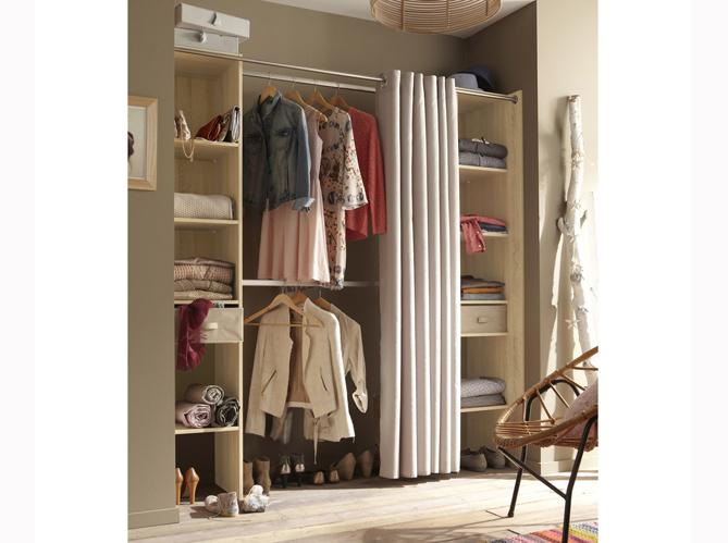 Solution Dressing Pas Cher : dressing pas cher nos solutions elle d coration ~ Premium-room.com Idées de Décoration