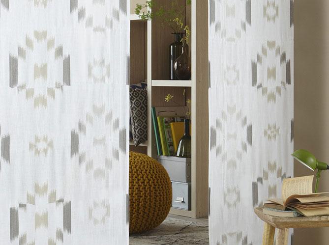 lever de rideau sur les panneaux japonais elle d coration. Black Bedroom Furniture Sets. Home Design Ideas