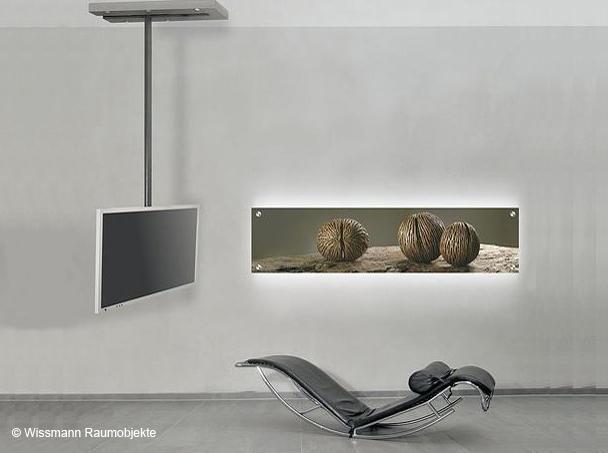 Tous nos conseils pour bien installer votre tv elle - Materiel pour peindre un mur ...
