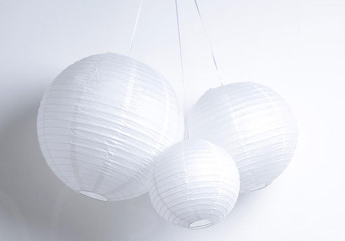 la boule japonaise ou chinoise une suspension pas ch re adopter elle d coration. Black Bedroom Furniture Sets. Home Design Ideas