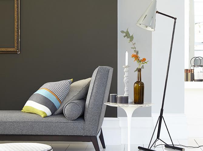 15 exemples pour accorder le taupe sa d co elle d coration. Black Bedroom Furniture Sets. Home Design Ideas