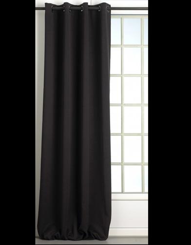 Deco Salon Blanc Lin : Des rideaux pour booster sa déco  Elle Décoration