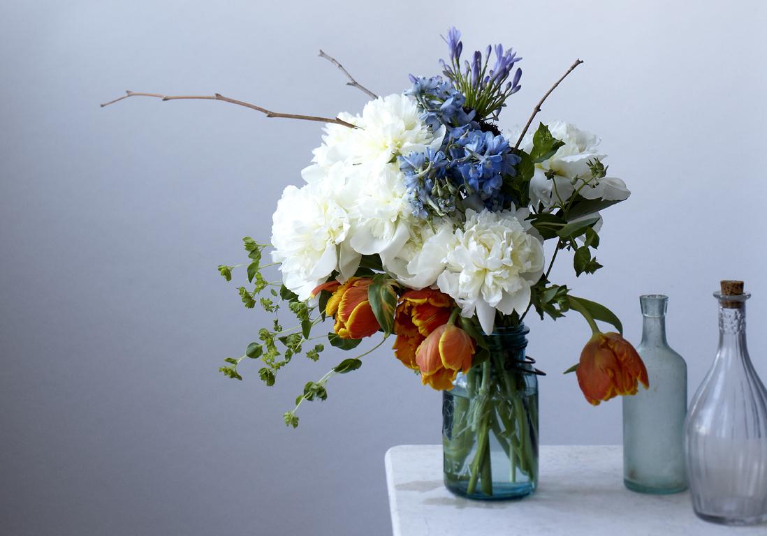 Comment conserver son bouquet de fleurs coup es le plus longtemps possible elle d coration - Comment conserver le radis noir ...