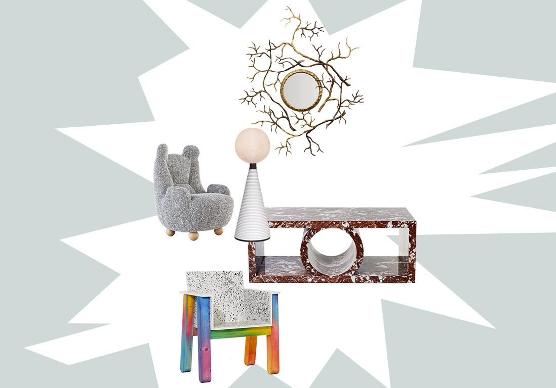 Les meubles d exception d barquent sur internet elle for Site deco maison en ligne