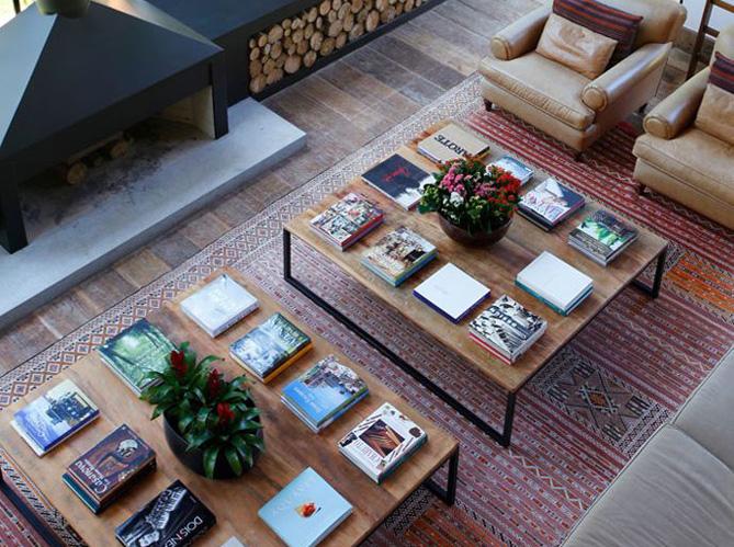 10 mani res sympas de ranger ses livres et ses magazines elle d coration. Black Bedroom Furniture Sets. Home Design Ideas