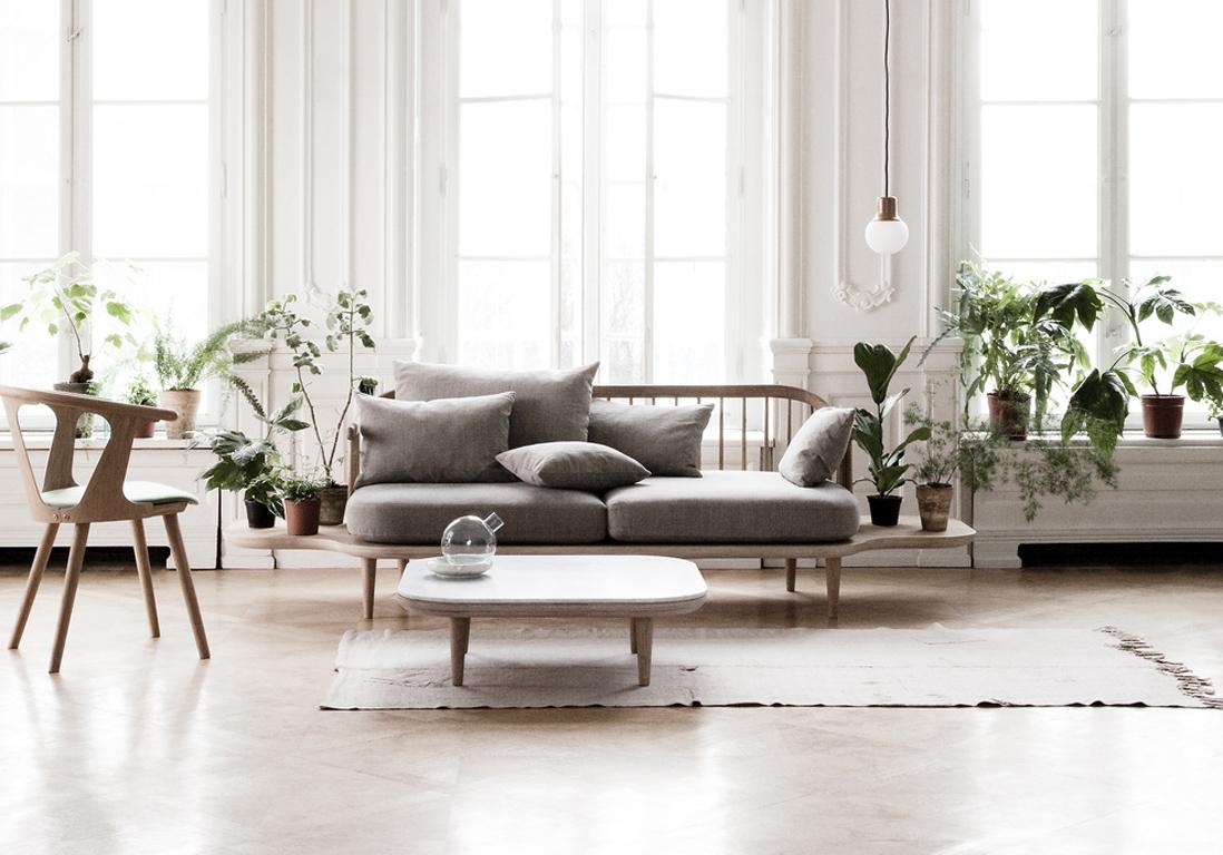 5 id es pour une d co 100 scandinave elle d coration. Black Bedroom Furniture Sets. Home Design Ideas