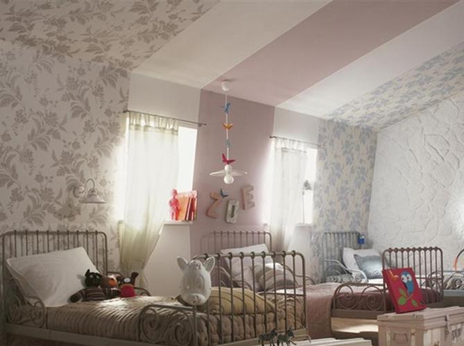 10 id es pour d corer son plafond elle d coration for Faux plafond chambre enfant
