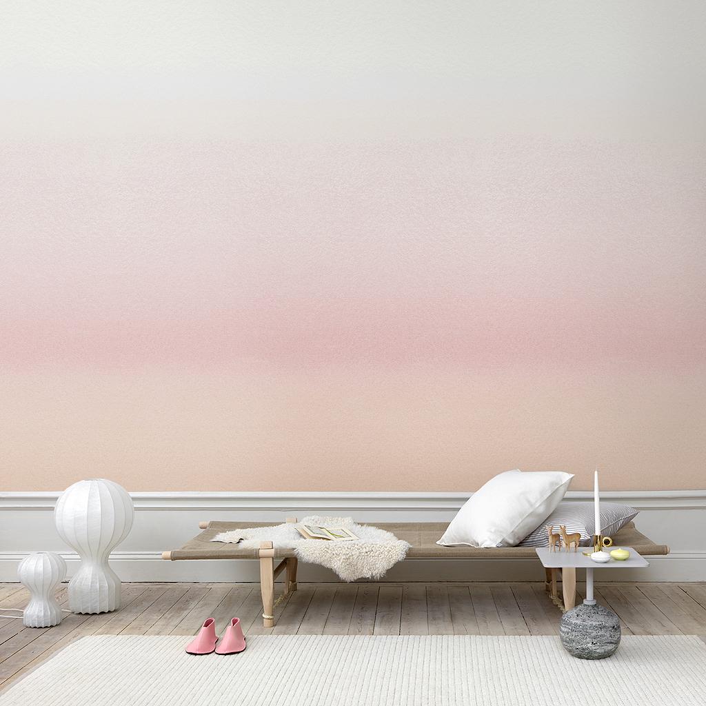 l inspiration d co le papier peint sandberg elle d coration. Black Bedroom Furniture Sets. Home Design Ideas