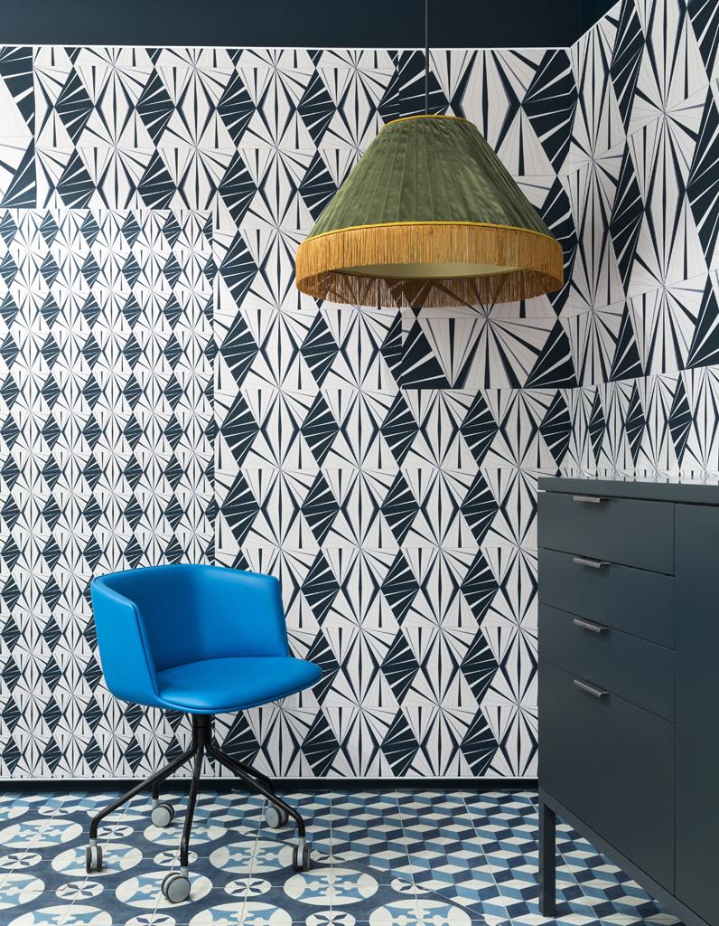 papier peint boiserie best avant with papier peint. Black Bedroom Furniture Sets. Home Design Ideas