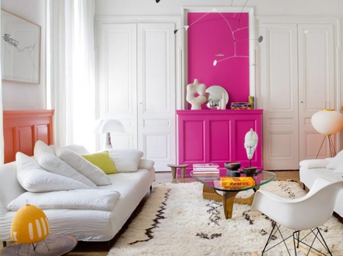prolongez l t et donnez un coup de soleil vos murs elle d coration. Black Bedroom Furniture Sets. Home Design Ideas