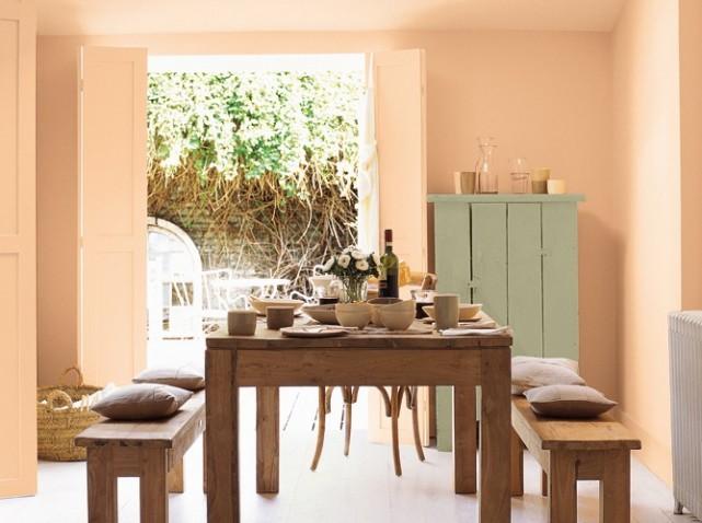 Peinture les couleurs tendance en 2013 elle d coration - Coloris peinture cuisine ...