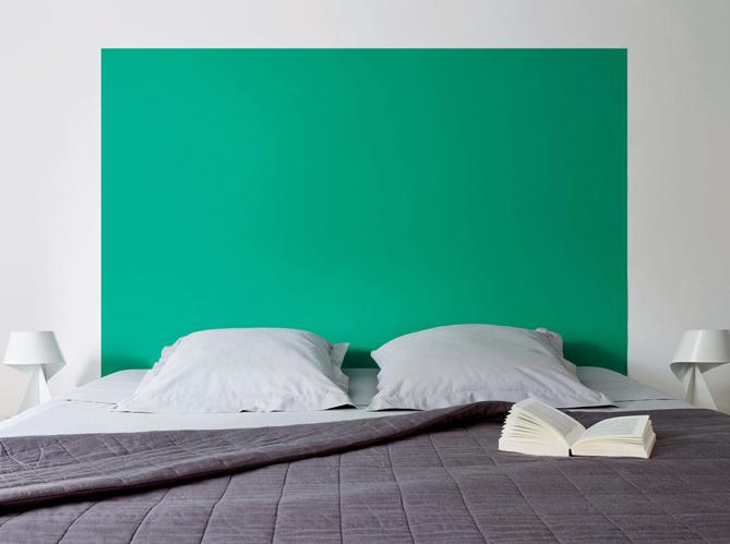 Deco Salon Blanc Et Prune : Quelles couleurs associer avec le vert elle décoration