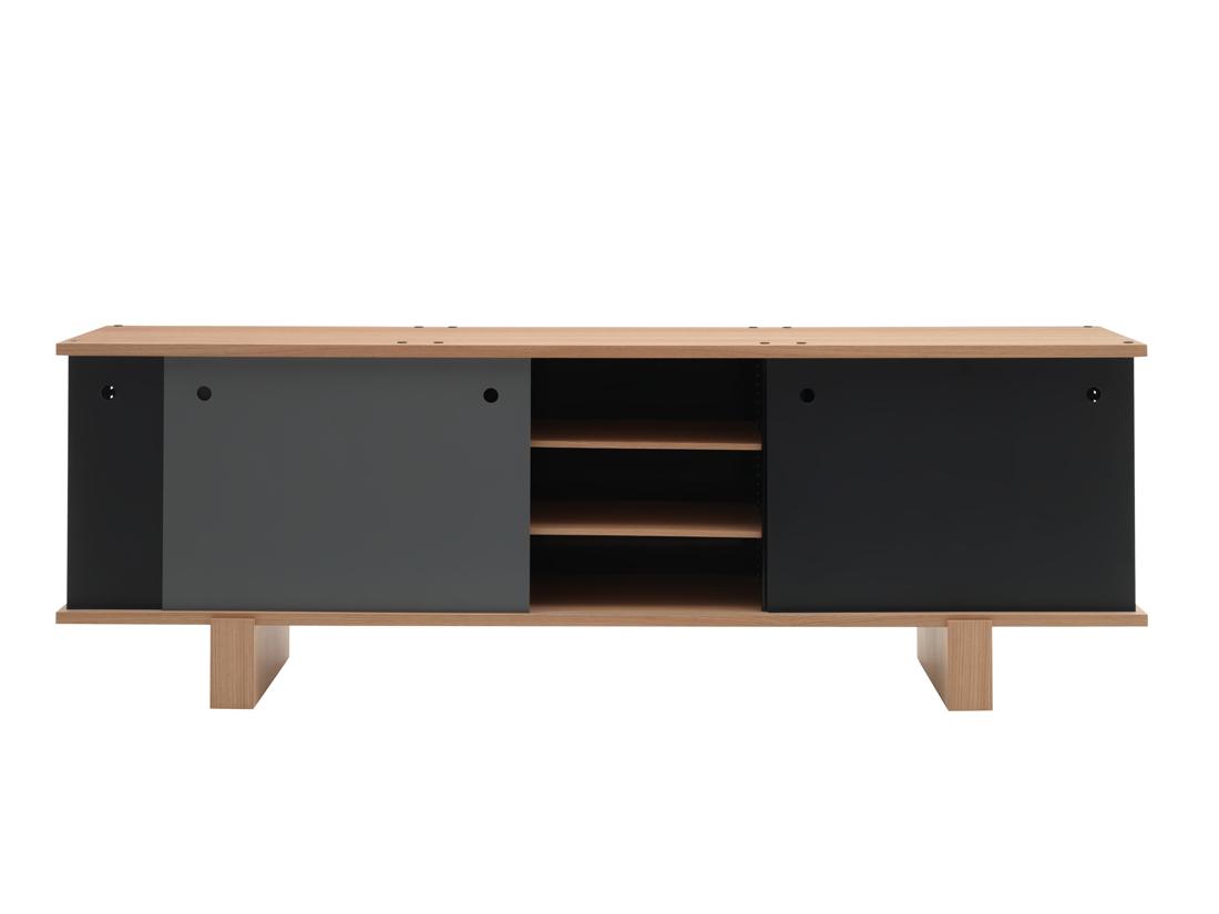 bahut bas pas cher finest affordable buffetbahut design laqu noir portes tiroirs diamant with. Black Bedroom Furniture Sets. Home Design Ideas