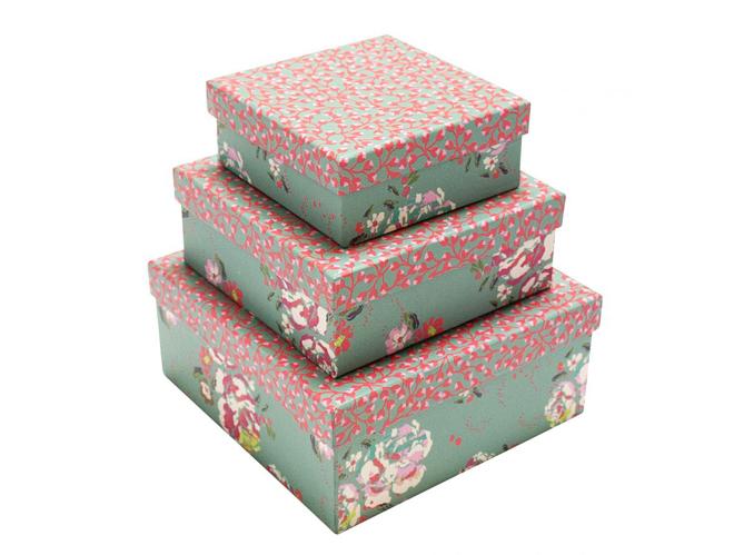 20 jolies bo tes pour m 39 aider ranger elle d coration - Boite de rangement carton ikea ...