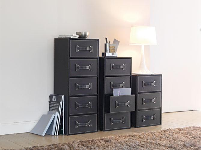 Des meubles de rangement pratiques elle d coration - Meuble rangement sous vetement ...