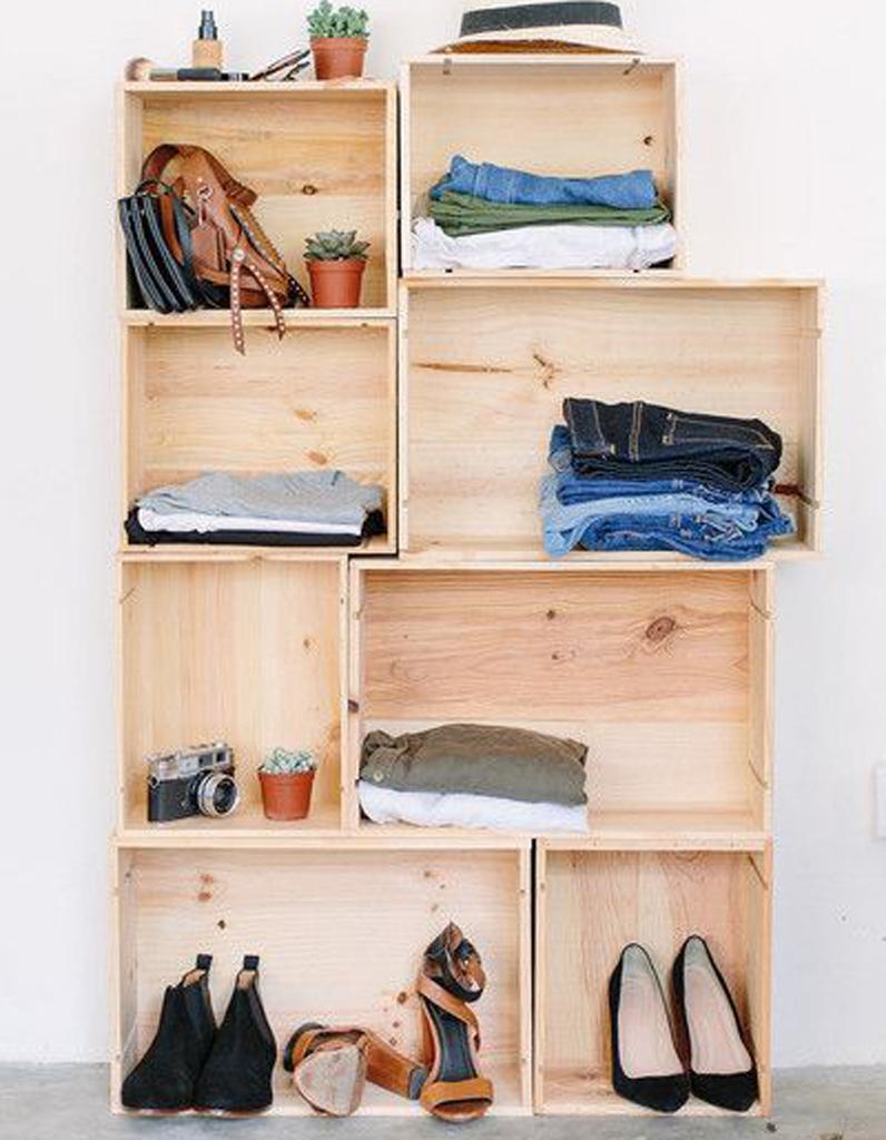 range chaussures 15 astuces de rangements de chaussures qui changent elle d coration. Black Bedroom Furniture Sets. Home Design Ideas