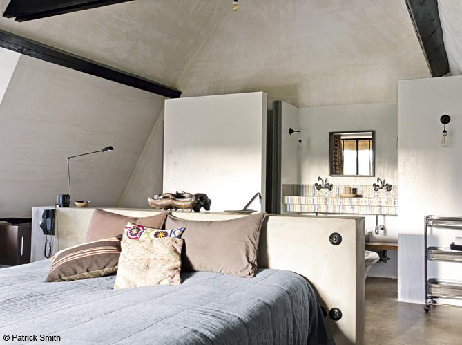 35 chambres sous les combles elle d coration - Deco chambre comble ...