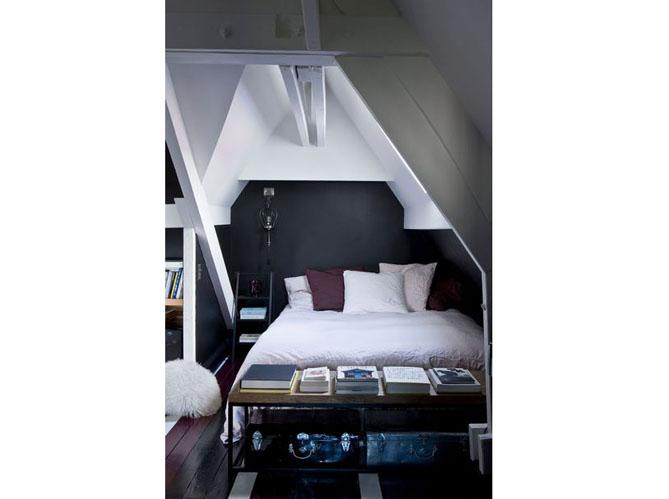 35 chambres sous les combles elle d coration for Mezzanine sous combles