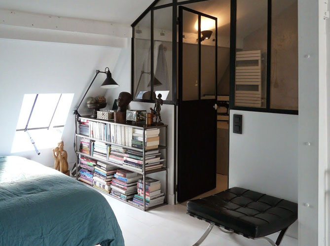 35 chambres sous les combles elle d coration. Black Bedroom Furniture Sets. Home Design Ideas