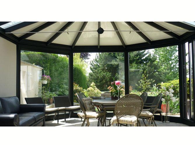V randa mode d emploi elle d coration for Deco pour veranda