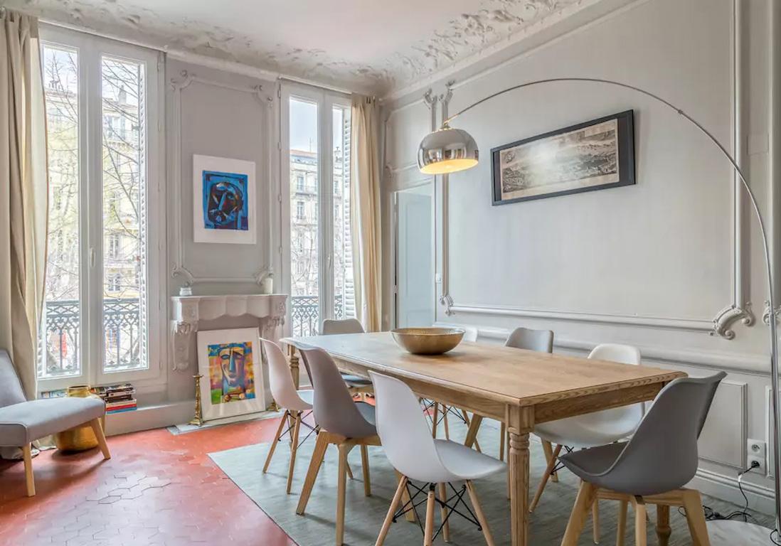 Airbnb marseille 25 villas lofts et appartements de for Appartement marseille