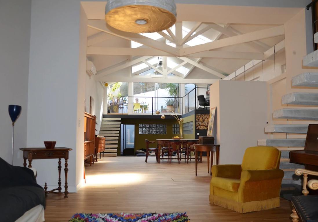 Airbnb marseille 25 villas lofts et appartements de for Loft et appartement