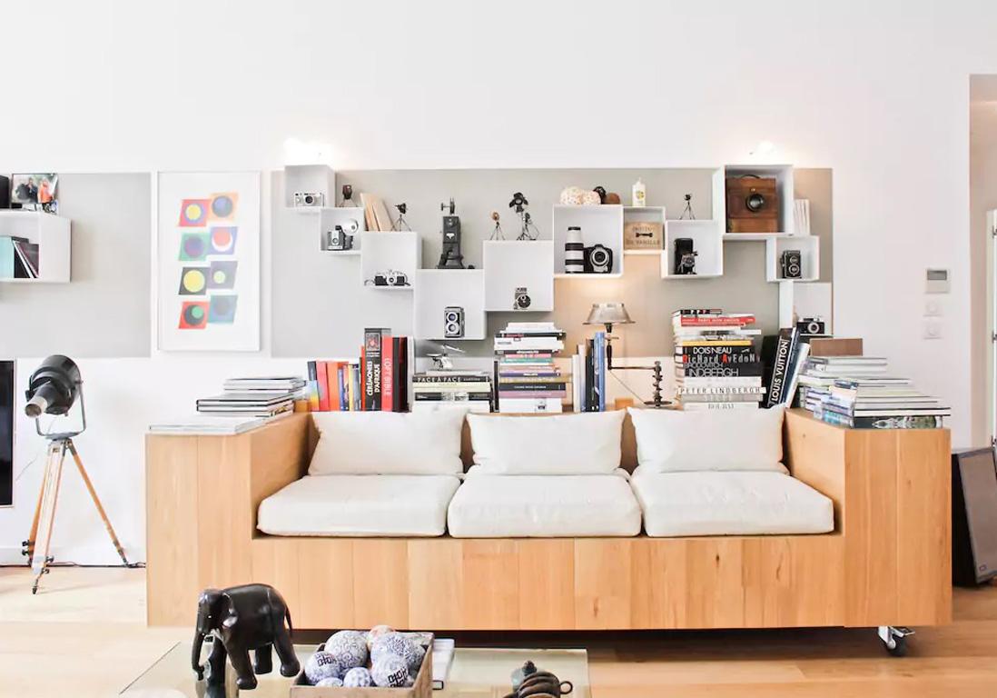 Airbnb marseille 25 villas lofts et appartements de for Appartement atypique var