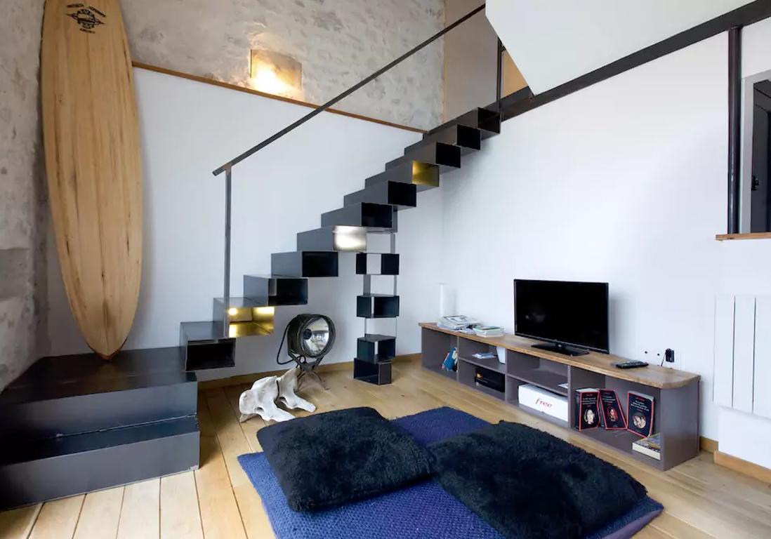 Airbnb biarritz 20 appartements lofts et maisons de for Loft et appartement