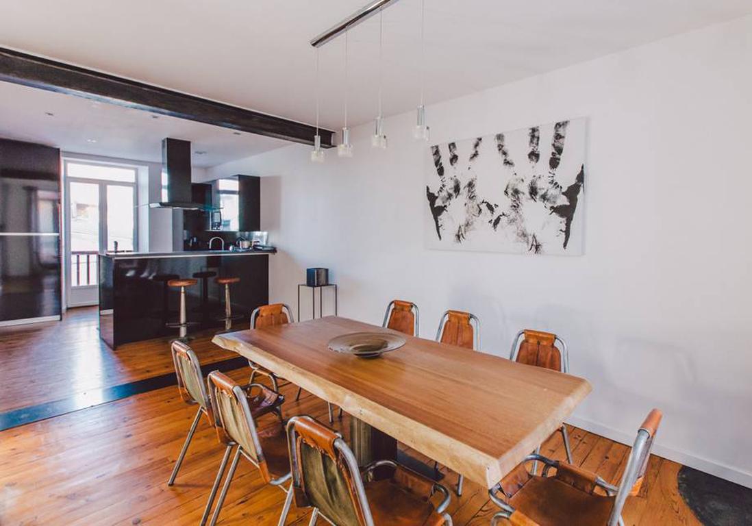 Loft Et Associes Biarritz - Maison Design - Homedian.com