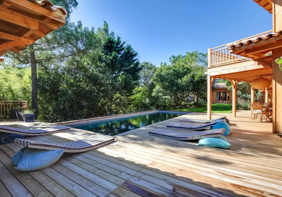 Maisons et beautiful annonces dans maisons et villas sfax for Appart hotel thionville