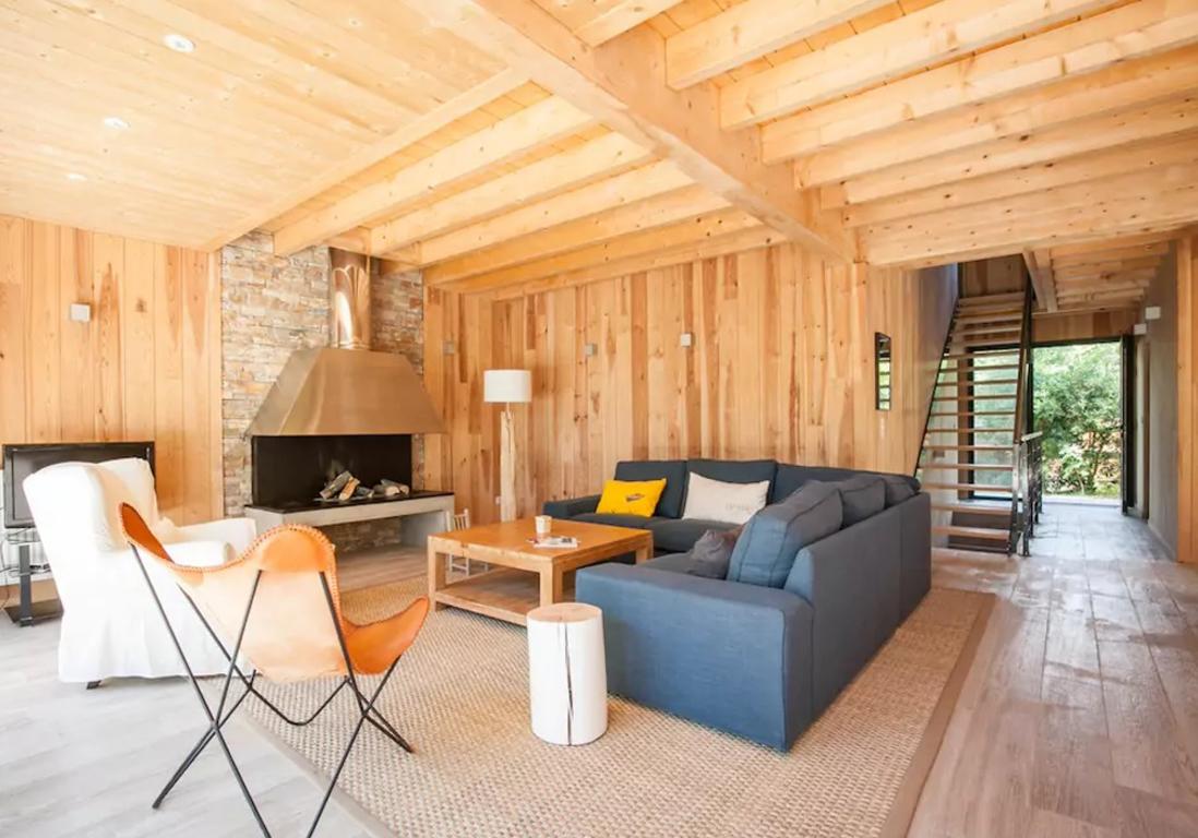 Airbnb cap ferret 20 appartements maisons et villas de - Maison en bois cap ferret ...