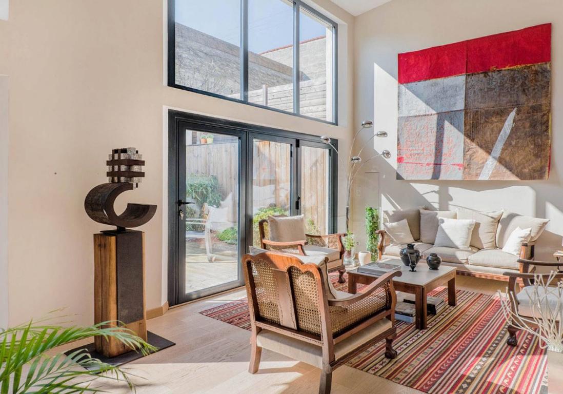 Airbnb bordeaux 30 villas lofts et appartements de r ve louer bordeaux elle d coration - Maison de ville bordeaux ...