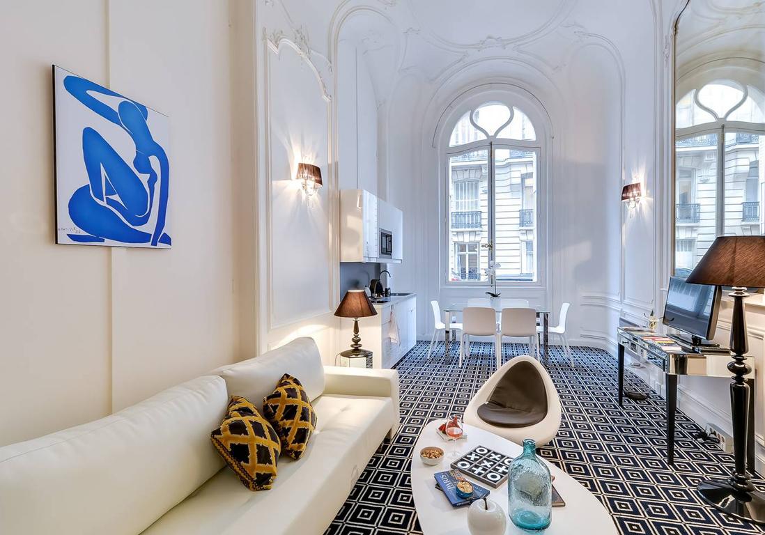 Location appartement paris d couvrez les plus beaux - Les plus beaux interieurs ...