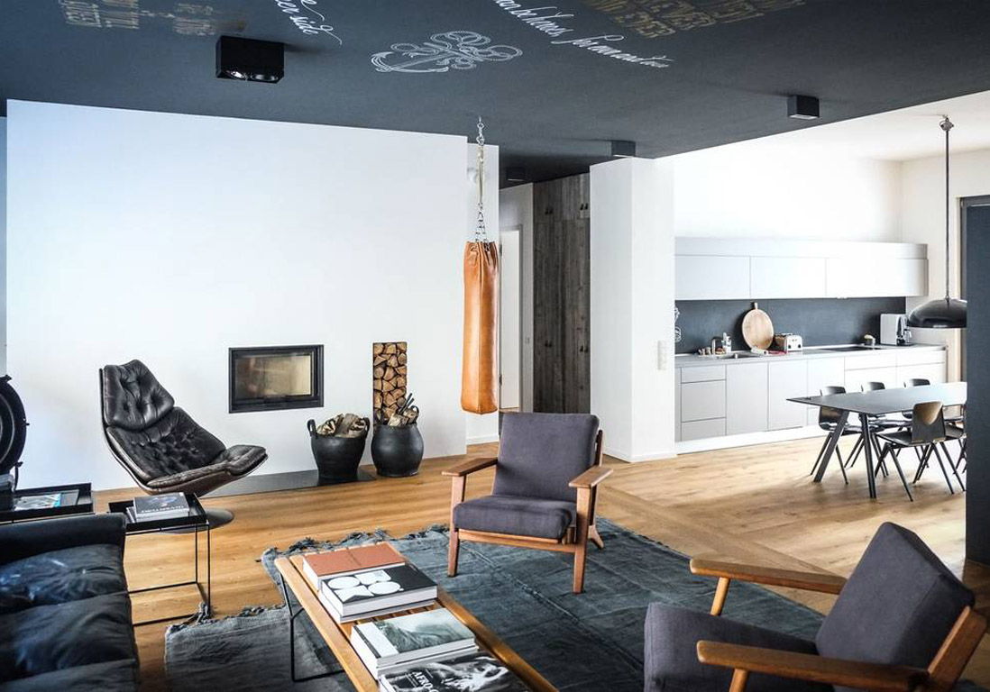 airbnb berlin 25 lofts appartements et penthouses de. Black Bedroom Furniture Sets. Home Design Ideas