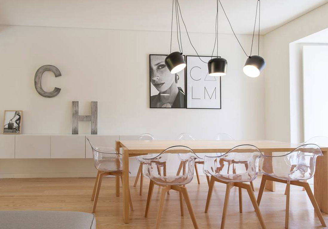 Airbnb lisbonne 25 appartements lofts et penthouses de - Deco appartement duplex contemporain ...