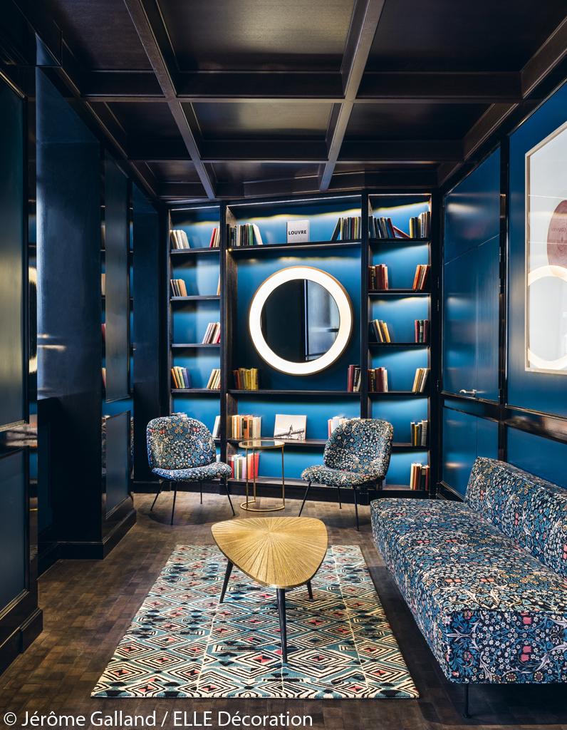 d couvrez le premier h tel de sarah lavoine elle d coration. Black Bedroom Furniture Sets. Home Design Ideas