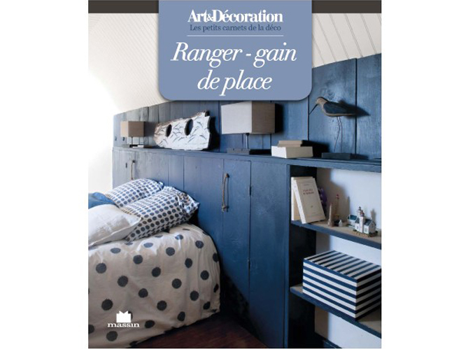Livre art d coration 39 ranger gain de place 39 elle for Gain de place appartement