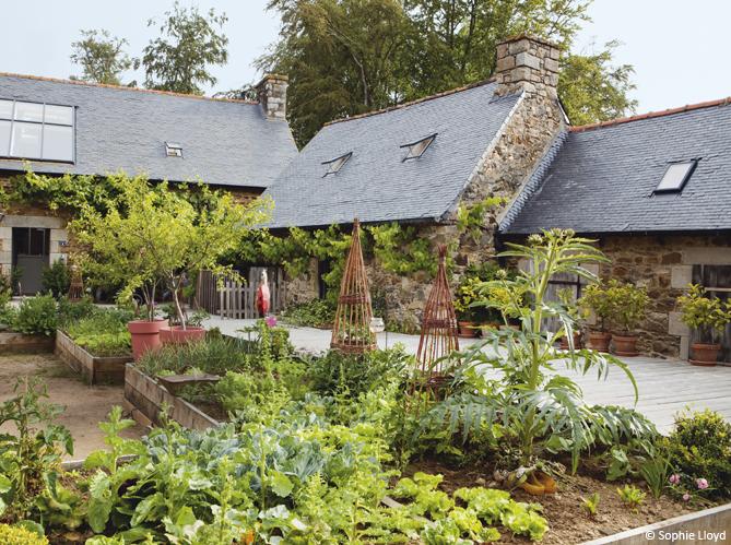 D couvrez les 50 plus belles maisons de vacances en france for Belle maison de campagne
