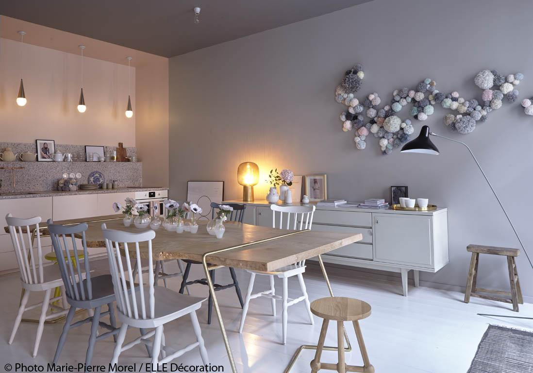 Appartement paris chez marie sixtine le nouvel appartement boutique la mode elle d coration - Que doit contenir un appartement meuble ...