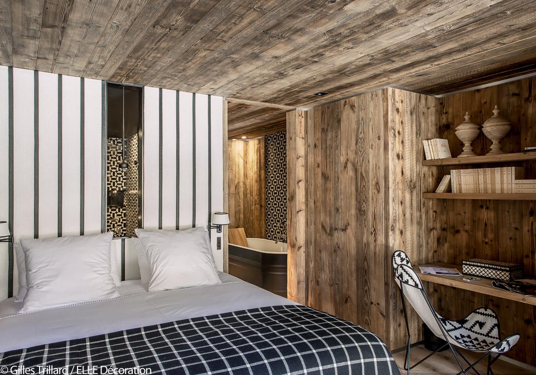 ce chalet grandiose va vous laisser sans voix elle d coration. Black Bedroom Furniture Sets. Home Design Ideas