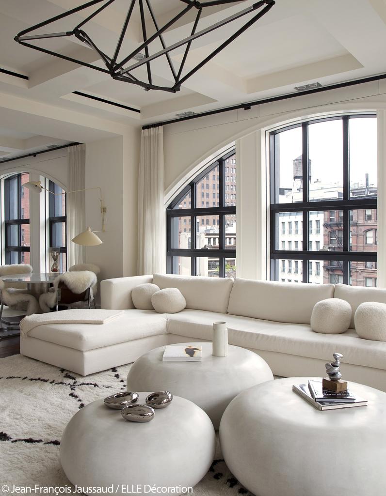 D Co Penthouse Direction New York Avec Ce Penthouse Au D Cor Compl Tement Fou Elle D Coration